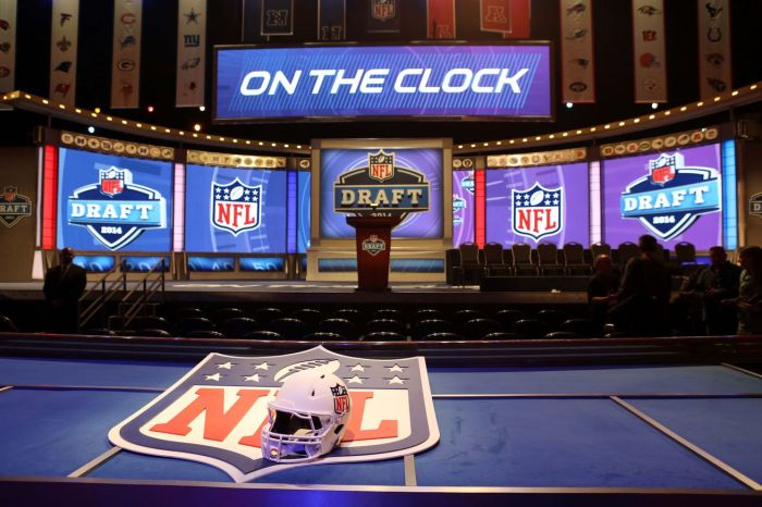 NFL Mock Draft (Part 6)