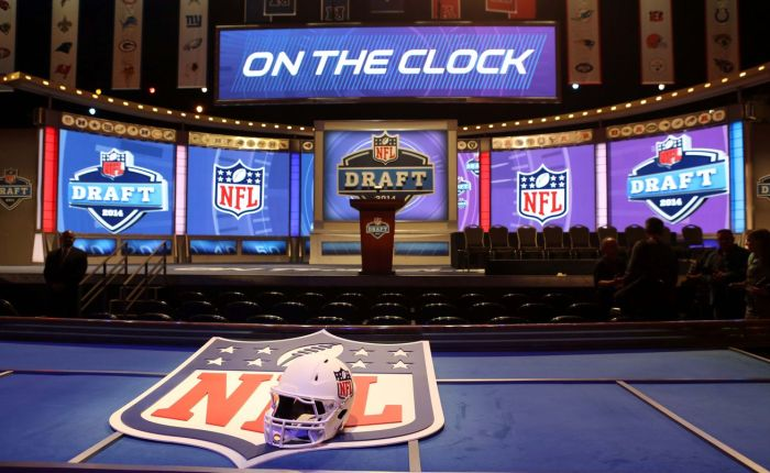 NFL Mock Draft (Part 5)