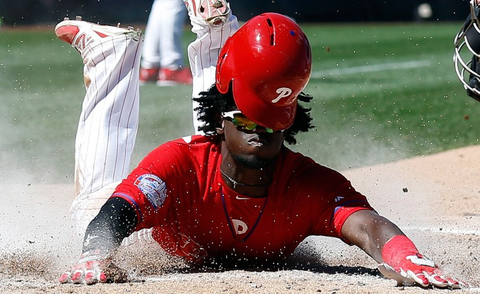 MLBs Next Wave of Young Stars: Odubel Herrera