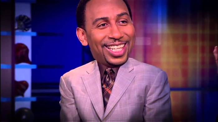 Stephen A. Smith Joins CapFigure Podcast (Sneak Preview of Episode4)