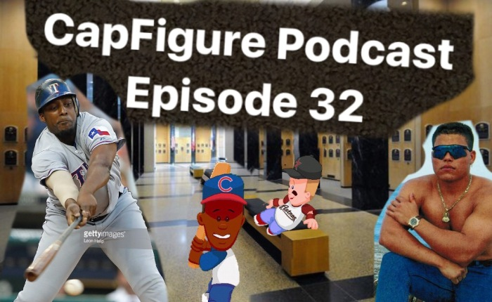 CapFigure Podcast – Episode 32 (MLB's Insane Hall ofFame)