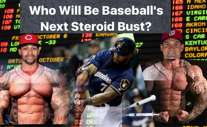 UNBELIEVABLE: You Can Now Bet On Steroid Suspensions.
