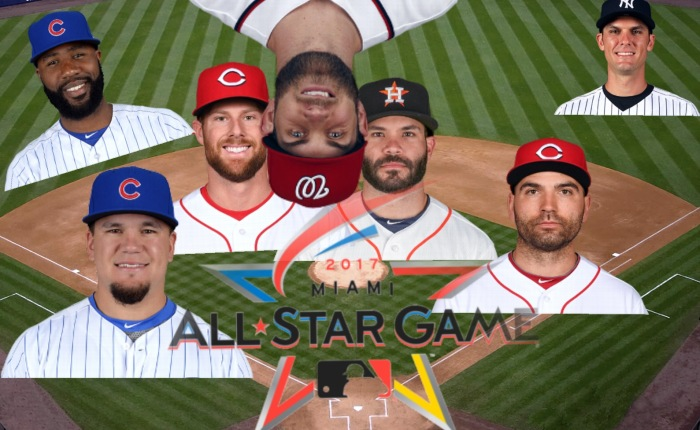 """MLB All-Star Game 2017: Full Team Projections"" from CapFigure Podcast (Episode 56)"
