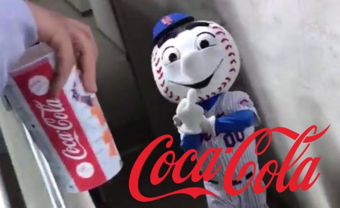 "Mr. Met Scandal is a ""Marketing Hoax"" by Coca-Cola"